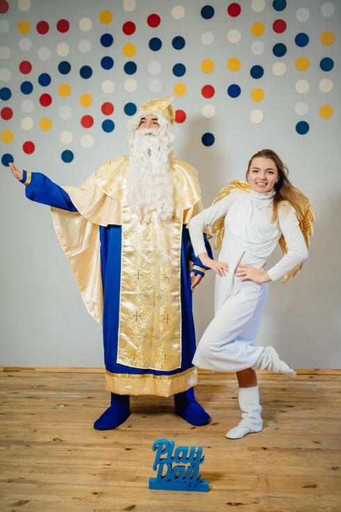 Заказать Святого Николая на праздник
